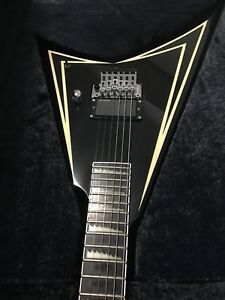 RARE: ESP Custom Shop Alexi Laiho Sawtooth Guitar