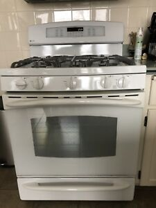 GE Profile Gas Range with Convection option