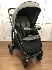 Stroller  Graco ( click connect travel system) Snugride 35