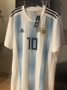 Official Messi jersey Argentina 2018 World Cup edition size L