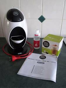 DeLonghi Coffee machine Nescafe Dolce Gusto JOVIA coffee maker Golden Grove Tea Tree Gully Area Preview