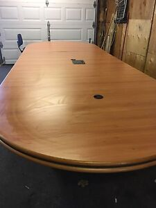 Big conference table
