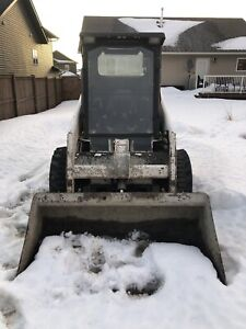 1997 751 Bobcat for trade for boat or side by side