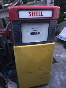 Petrol bowser | Antiques | Gumtree Australia Whitehorse Area