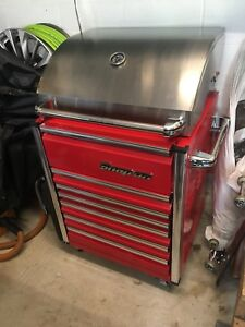 Snap on tools BBQ man cave
