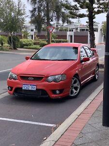 2005 ba xr6 turbo