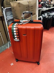Hard side suitcase 31 inch by Mian Viaggi Italy