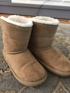Size 11 kids fall boots