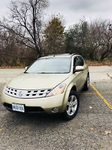 2005 Nissan Murano AWD 4x4 Mint Condition E-TESTED!