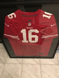 Joe Montana Authentic Signed SAN Francisco 49ers jersey
