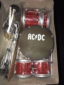 Miniature AC/DC Drum Kit Waroona Waroona Area Preview