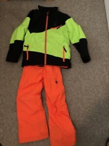 Size 14 Boys Spyder Snowsuit