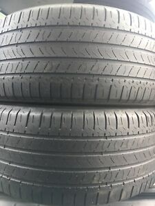 2-235/50R17 Michelin all season