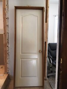 """28"""" pre hung interior door"""