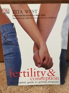 Fertility and conception and pregnancy books
