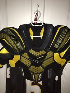 Bauer Supreme MX3 Shoulder Pads Sr.