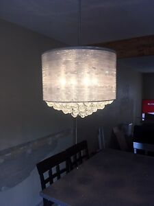 Light Fixture for Kitchen!