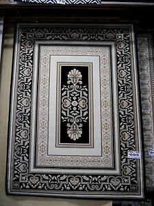 New Extra Large 240x330 Black Traditional Classic Palace Rugs Melbourne CBD Melbourne City Preview