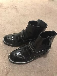 Ash  leather boot size38