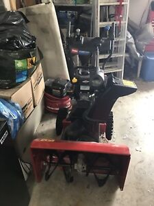 Toro PowerMax Snowblower