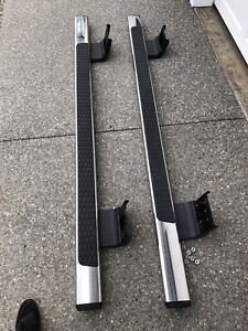 2019 crew cab side steps/running boards