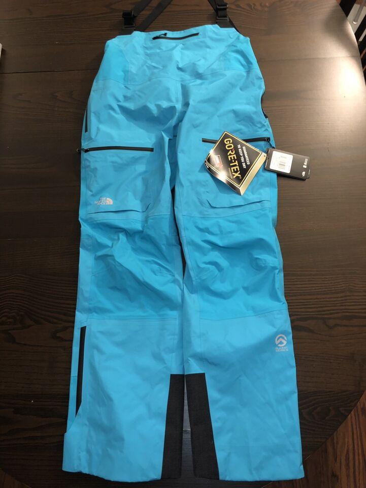 77a9a02e1 Snow pants - north face women's gore-Tex L5 GTX Pro bib - medium