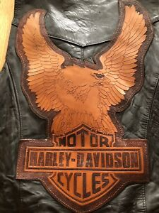 Harley Leather Vest