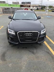 Audi Q5 2016 with Warranty until 2020