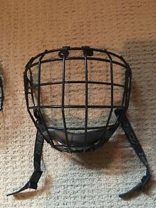 Helmet with chin guard
