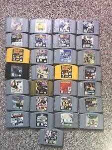Nintendo 64 n64 games