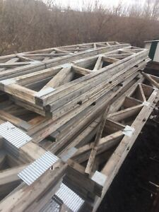Roof Trusses | Kijiji in Alberta  - Buy, Sell & Save with