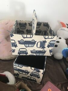 Baby's storage boxes