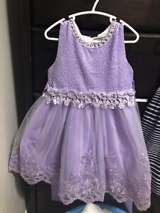 Toddler girls party dresses