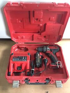 Milwaukee 18V Li-Ion Cordless Drill Driver Set Brunswick East Moreland Area Preview