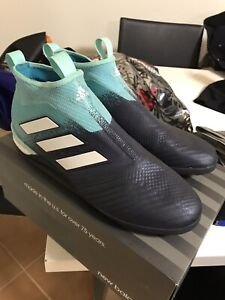 best website 546ff 36e93 ADIDAS ACE TANGO 17 PURECONTROL TURF FoOTBALL - SIZE 12 US ...