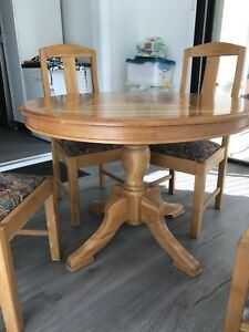 Table & Chairs Temora Temora Area Preview