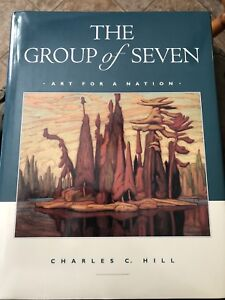 Group of Seven - Art for a Nation Hardcover Book