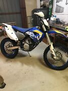 Husaberg fe450 Yass Yass Valley Preview