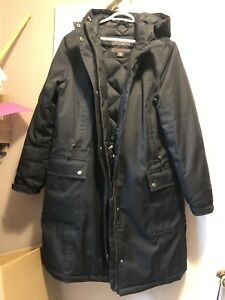 Eddie Bauer Goose Down Winter Jacket Women's XL (size 16/18)