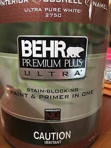 Behr paint - never opened