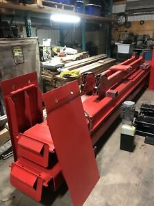 Rampe d'alignement Rotary 4 poteaux 14000 lbs