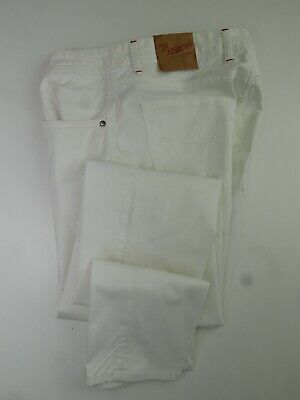 £450 MARCO PESCAROLO NAPOLI NWT CHINO UK 36 IT 52 MADE IN ITALY PANTS TROUSERS*