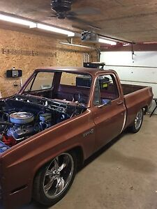 86 gmc shortbox