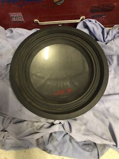 "12"" type R subwoofer"
