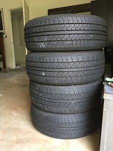 Nankang tyres 215/60R17 Cleveland Redland Area Preview