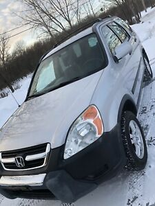 Honda CR-V 2002 AWD automatique