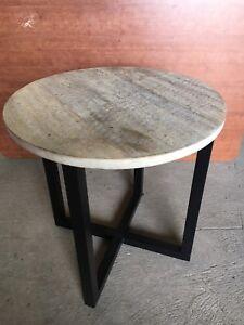 Beaver Canoe Coffee Table
