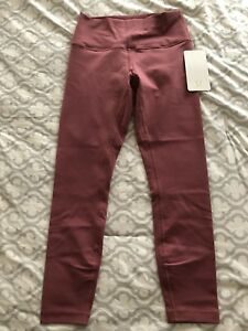 Lululemon NEW Wunder Under High Rise size 8