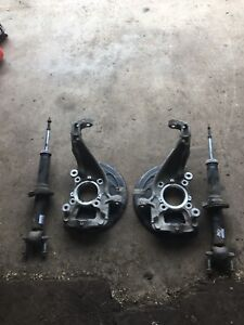 Ford 4x4 spindles and struts.