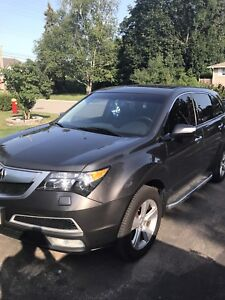 2010 ACURA MDX FULLY CERTIFIED ONLY $15800